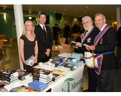 Would you like a Book Stand at Your Masonic Meeting